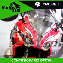 Bajaj Rouser 200cc Rs 0 Km 2016 Roja Financiacion