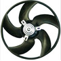 Omer Electroventilador Peugeot 206 S/ Aa