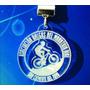 Medalla Acrilico Bici Montain Bike X 10 Unidades