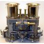 ® Carburador 48-48 Idf Tipo Weber Con Trompetas