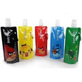 Set 4 Botellas Ecológicas Angry Birds, Ben 10, Hello Kitty