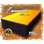 Colchon De Salto - Drag Pad 2x1x0,40 Con Goma Espuma 28 Kgr