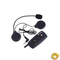 Intercomunicador Bluetooth Casco Moto 500 Metros V2500