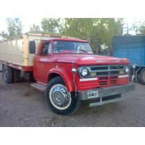 Dodge 800 Mecanica 1518