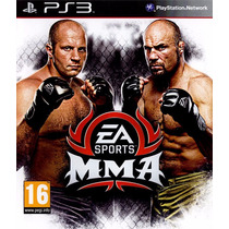 Mma Ps3 Digital - Express Game