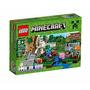 Educando Lego Construcción Minecraft 1 Confidential 21123