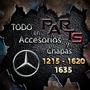 Paragolpes Delantero M. Benz 1215/1620 /1633 92/95 Y Mas...