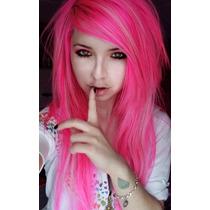 Tinturas Fantasia Rosa, Magenta Y Rojo Sangre 125ml
