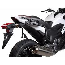 Soporte Y Baules Laterales 3p System Shad Honda Nc700 Mdelta