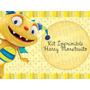 Kit Imprimible Henry Monstruito, Candybar Personalizado