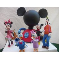 Personajes De La Casa De Mickey Mouse