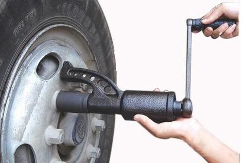 Multiplicador para ruedas de camion