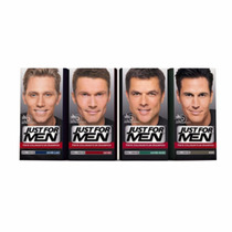 Colorante Shampoo Just For Men Cubre Canas Castaño Claro