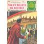 Historieta- Comic-por Un Billete De Loteria-j. Verne- Color-