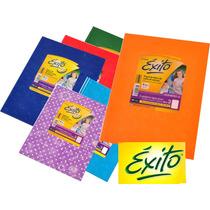 Cuaderno Exito Tapa Dura Nº 3 50 Hjs Tipo Abc Universo Color