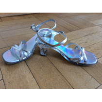 Zapatos Sandalias Nena Marca Kenneth Cole Fiesta Disfraz