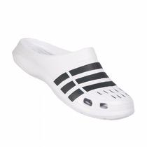 Suecos Adidas Clog Originales Blanco Deporfan
