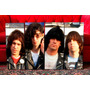Set De Cuadros Modernos Ramones. Rock Música Y Diseño.