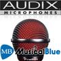 Microfono Para Armonica Dinamico Cardioide Audix Fireball