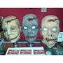 Cabezas Látex Fx, Zombies, Halloween