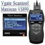 Scanner Automotriz Scan Tool Universal Vgate Vs 890