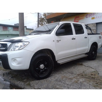Toyota Hilux 4x4 Dx Pack $220.000 Y Cuotas Automotores Yami