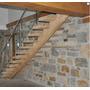 Escalera De Madera Interior