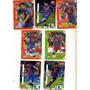 Lote 7 Cards * Leonel Messi * Barcelona Año 2010 - Unicas