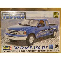 Ford F-150 Xlt Pick Up 1997 Revell 1/25 Cons. Stock
