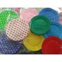 Platos, Vasos Descartables X 50 Unidades