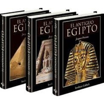 El Antiguo Egipto - 3 Volumenes - Jacques Pirenne-