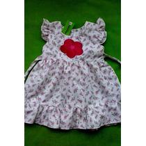 Vestido Bebe Beba De 0 A 4 Meses Casual De Tarde De Fiesta