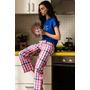 Remeras Pijama Mujer