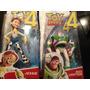 Toy Story Muñeco Buzz Lightyear Con Alas Vaquera Jessie