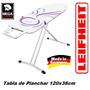 Tabla Planchar Grande Leifheit 120x38cm Germany Alta Calidad