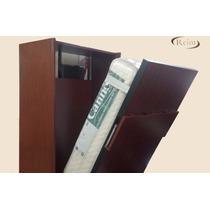 Cama Rebatible 2 Plazas Sistema De Abertura Neumatico