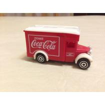 Camioncito Coca Cola De Colección!