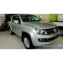 Vw Amarok 2.0 Tdi High Pack Aut 4x4 180cv Okm Doble Cabina
