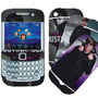 Skin Blackberry 8520 9300 Sticker Adhesivo Justin Bieber