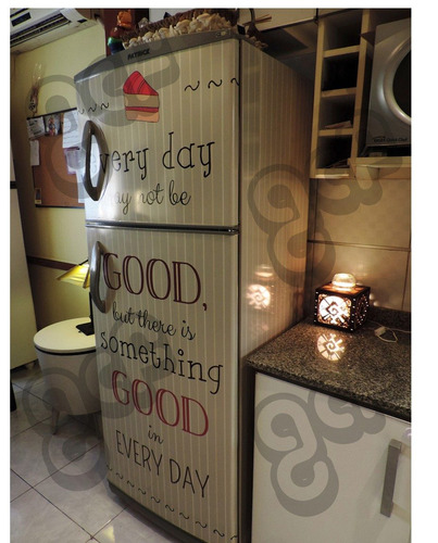 Vinilos decorativos para heladeras showroom en almagro for Precios vinilos decorativos