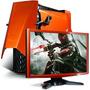 Pc Amd Full Gamer Fx - Radeon R7 ! Juga Full Hd !