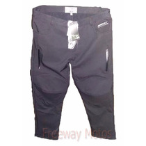 Pantalon Joe Rocket Termico C/ Proteccion En Freeway Motos