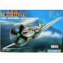Hobbyboss 1/72 P-51d ¨mustang¨ Iv Easy Kit