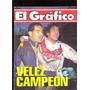 El Grafico- Velez Campeon-junio 1993.-