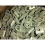 10 Candados Metalicos + 10 Llaves Mate Metalicas Armar Bijou