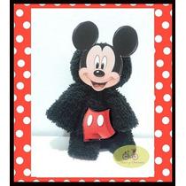 Souvenirs Mickey Mouse De Toalla X 10 Cupcakes, Peppa, Masha