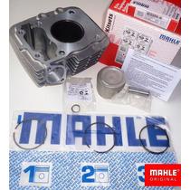 Kit Cilindro + Piston Honda Xr 125 L Desde 2013 Mahle Brasil