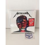 Cd Deluxe Metallica Hardwired To Self Destruct En Stock