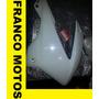 Deflector Tanque Honda Bross Original Franco Motos Moreno