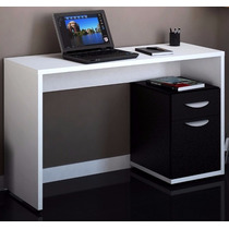 Mesa De Pc, Noteboock, Escritorio Con Cajones